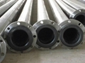PIPES of UHMWPE to transport all kind of
