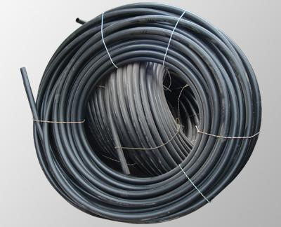IRRIGATION pipe of high density polyethylene 1