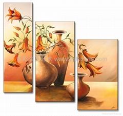 油画 多彩艺术 多彩油画 大芬油画 中国油画 装饰画 无框画