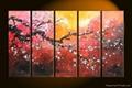油畫 多彩藝朮 多彩油畫 大芬油畫 中國油畫 裝飾畫 無框畫 3