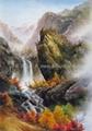 油画 多彩艺术 多彩油画 大芬油画 中国油画 刀画油画 3