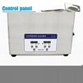 Professional Digital Ultrasonic Cleaner Bath with 15L 360W 40kHz Heating Baskets 2