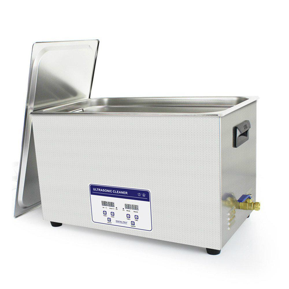 Digital Ultrasonic Cleaner JP-100S(digital, 30L, 8gallon) for LAB Instruments  1