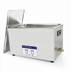 Digital Ultrasonic Cleaner JP-100S(digital, 30L, 8gallon) for LAB Instruments