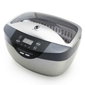 2.5L touch key degas Ultrsonic Cleaner for Jewelry Denture Dual Transducer 2