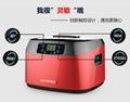 Jewelry cleaner JP-1200B 1.2L ultrasonic cleaning machine   2