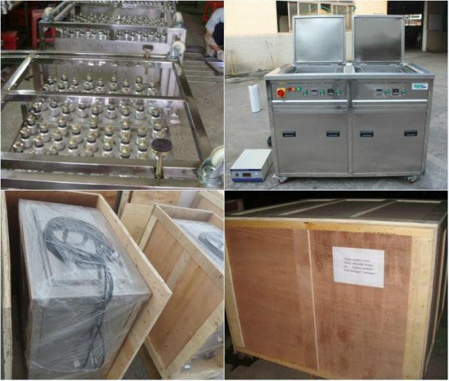 360L ultrasonic cleaner industrial with heating for cleaning and degreasing 4