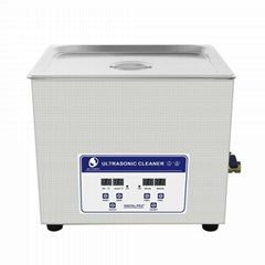 10L ultrasonic cleaner equipment 240W for kitchen cleaning