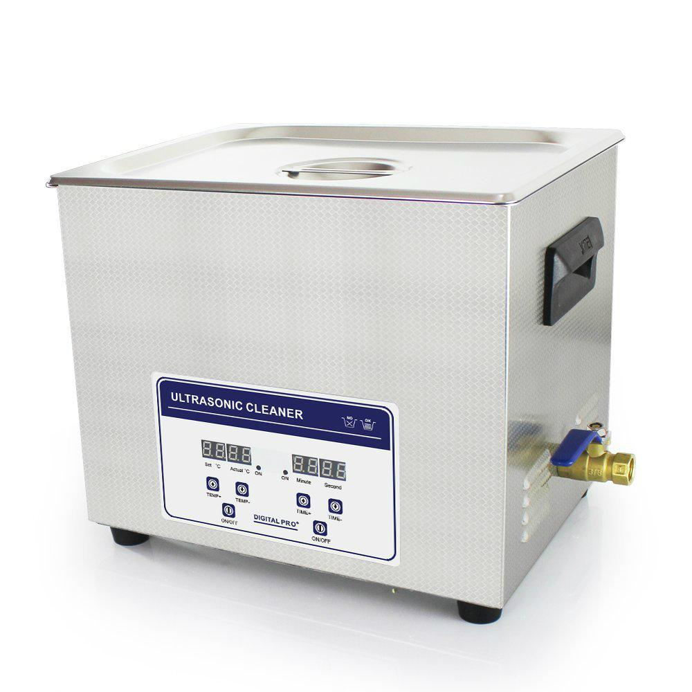 10L ultrasonic cleaner equipment 240W for kitchen cleaning 2