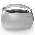 750ml ultrasonic cleaner degas function wash jewelry watch digital LED display 2