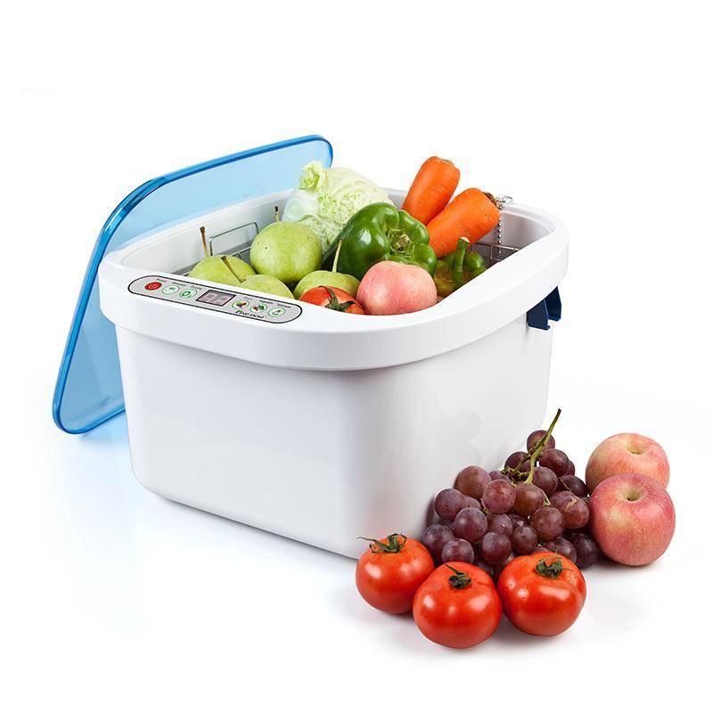 KD-6002 Ultrasonic and Ozone Vegetable & Fruit Sterilizer 1