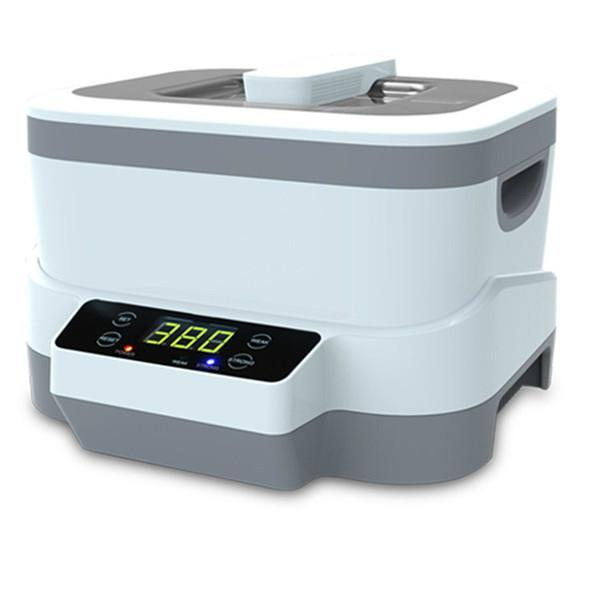 Ultrasonic cleaner with detachable tank and touch key for watch eyeglass jewelry 2