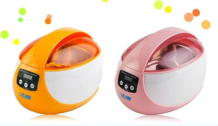 CE5600A Digital ultrasonic cleaner with special fashion design 1