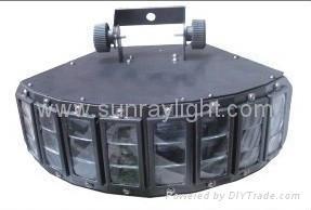 LED butterfly/stage light/disco light/led par can/moving head light SR-2042 1