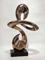不鏽鋼雕塑擺件