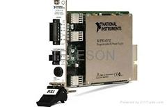 二手 PXI-4110 三路輸出可編程DC電源