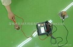 深圳環氧防靜電自流平地坪漆