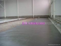 深圳金刚砂硬化耐磨地坪