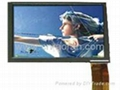 3.5 inches TFT LCD module with and without touch panel from Aoran LCD 1