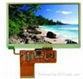 3.5 inches TFT LCD module with and without touch panel from Aoran LCD 3