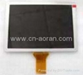 3.5 inches TFT LCD module with and without touch panel from Aoran LCD 5