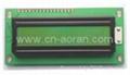 Cheap STN yellow green 16x2  character