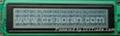 TN HTN 40X4  dot matrix LCD modules