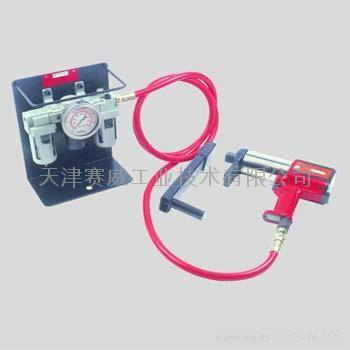 PG系列氣動扭力倍增器    1