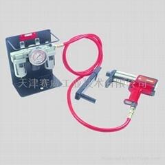 PG系列氣動扭力倍增器