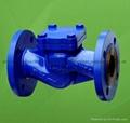 DIN lift check valve