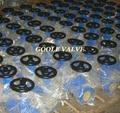 DIN Bellows Sealed Globe Valve  5