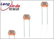CdS光敏电阻9mm系列