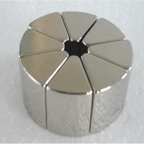 Customized Arc NdFeB Magnet Neodymium Curve For Motor 3