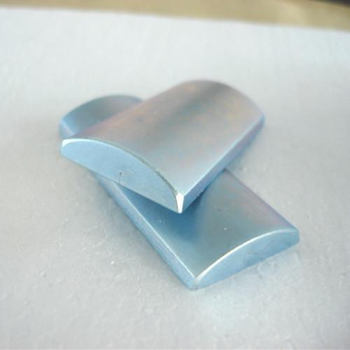 Customized Arc NdFeB Magnet Neodymium Curve For Motor 5