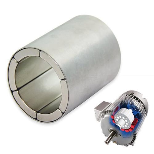 Customized Arc NdFeB Magnet Neodymium Curve For Motor 1
