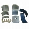 Customized Arc NdFeB Magnet Neodymium Curve For Motor 14