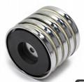 POT06 Magnetic holder pull strength 60N
