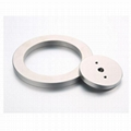 Wind power generator magnet with hole permanent Sintered NdFeB magnet  4