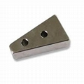Wind power generator magnet with hole permanent Sintered NdFeB magnet  7