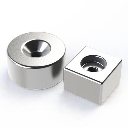 Blockmagent permanent magnet MOTORMagnet 7