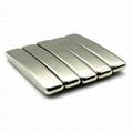 Special shape Motor Magnet permanent maggent gold coating N48H 4