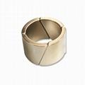Special shape Motor Magnet permanent maggent gold coating N48H 5