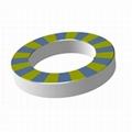 Customized Multipole magnetic pole NdFeB Magnet 6pole8pole36pole 3