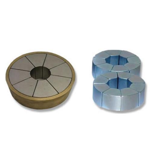 NdFeBhalbach array magnet Halbach ring/arc segments Magnet,  3
