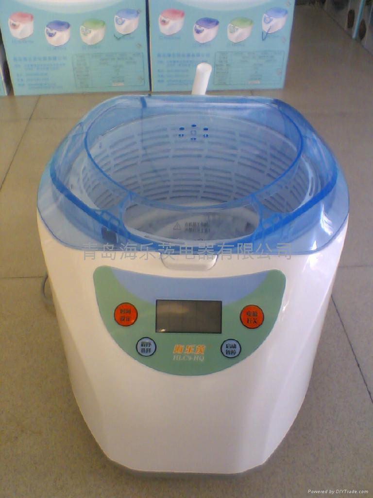 海樂茨全自動消毒洗菜機 活氧清洗機 2