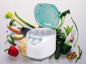 海樂茨多功能解毒洗菜機 5