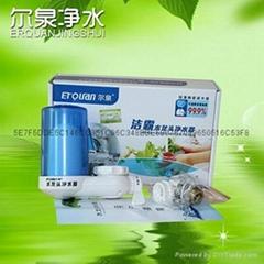 供應紹興(去氯)水龍頭淨水器