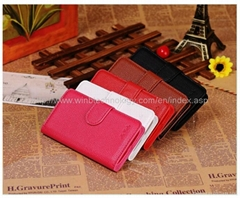 wallet case for s4 I9500 flip cover christmas gift