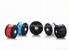 Wireless Mini Bluetooth Speaker with MIC For iPhone 5 MP4 MP3 Tablet