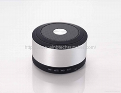 christmas gift Wireless Mini Bluetooth Speaker with MIC iPhone 5 MP4 MP3 Tablet